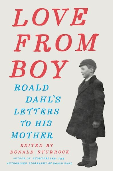Love From Boy: Roald Dahl's Letters To His Mother  |  Under the Radar - Music Magazine