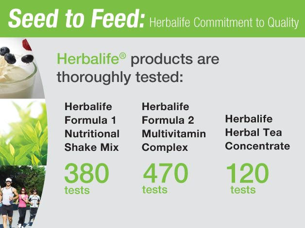 Seed To Feed The Herbalife Manufacturing Success Story Part Two Herbalife Success Stories Cellular Nutrition