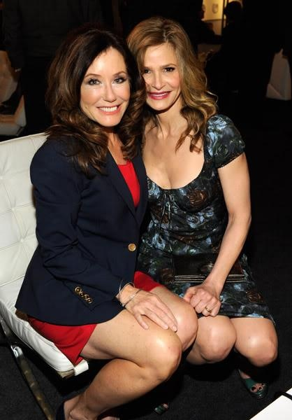 Raydor & Johnson  Major Crimes & The Closer. Mary McDonnell was born in Wilkes-berra,Pa so we claim they both. Who doesn't know that Kyra Sedgwick is married to Kevin Bacon?