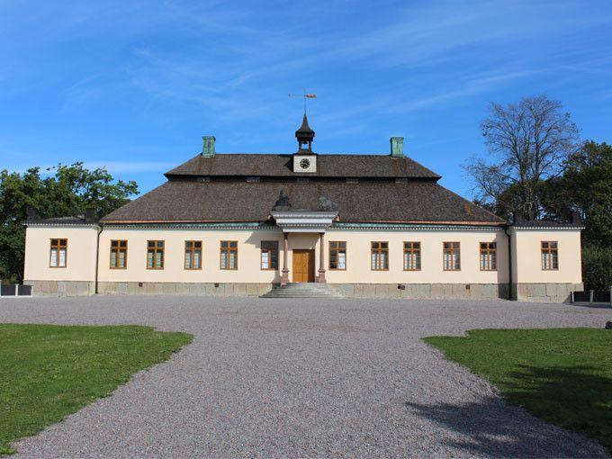 Skogaholms gård, Skansen - varsamt renoverad med Weber Kalkbrukssystem