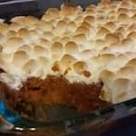 Image result for sweet.potato with.marshmallows