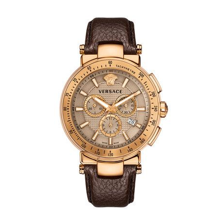 Versace Mystique Sport Chronograph Quartz // VFG110015