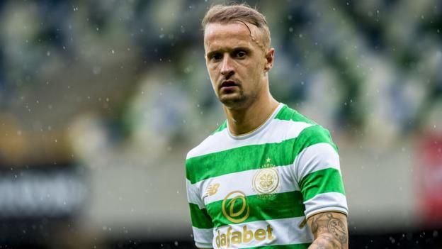 Celtic's Brendan Rodgers voices fears over safety after Leigh Griffiths incident