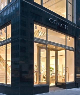 The Coach store on 625 N. Michigan Avenue creates sophisticated & warm atmosphere for you to leisurely shop or browse. We love checking out their new arrivals & the staff is so friendly!