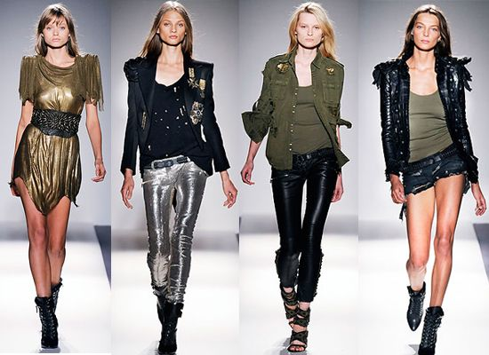 Military Look Clothing   marie claire agrees check out their slide show of the