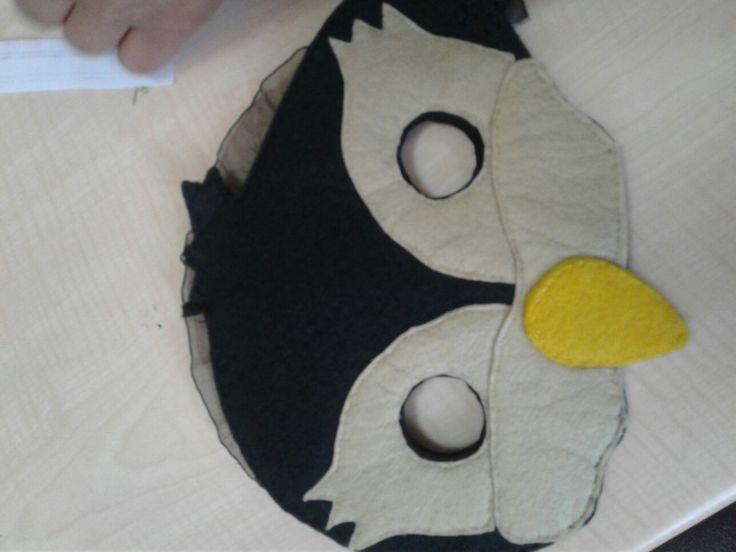 Penguen maskesi