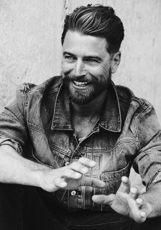 Astonishing 1000 Images About Beards And Hairstyles On Pinterest Short Hairstyles Gunalazisus