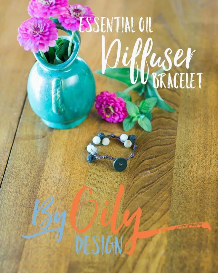 Super easy DIY essential oil diffuser bracelet using Lava rock beads and stone. How to make a diffuser bracelet and how to wear essential oils.
