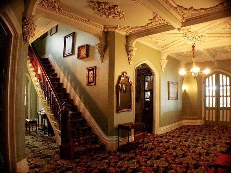 Victorian home interior design ideas decorating my for Gothic wohnen