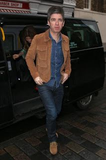 Oasis Worldwide Fan Club: Noel @ Brunch - #oasisnews