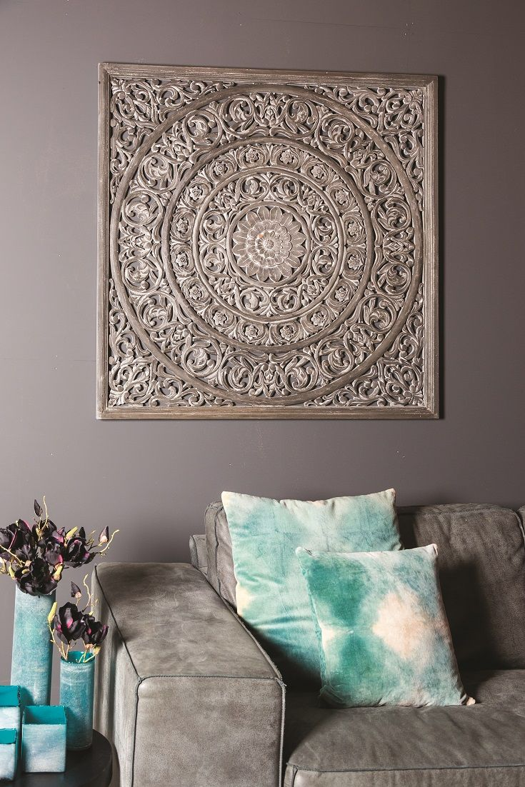 Woodcarving PTMD #grey #carved #ptmd #wall