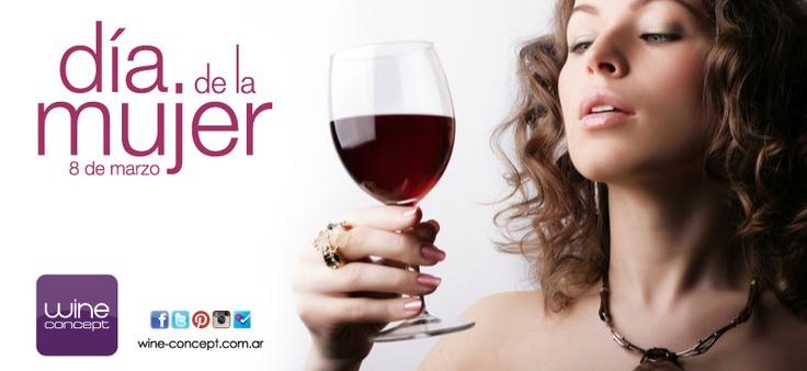 Día de la Mujer  http://wine-concept.com.ar/mujer2013/content.html