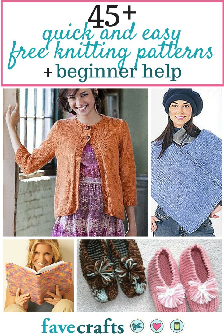 235 best knitting patterns images on pinterest free for Fave crafts knitting patterns