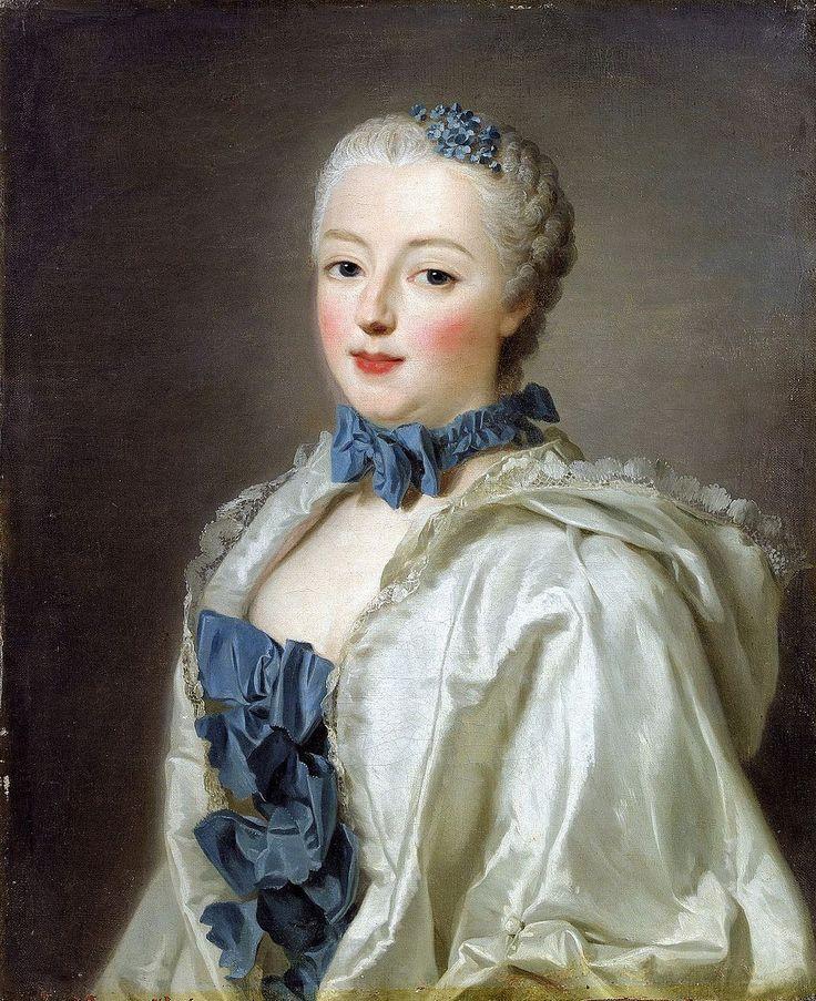 Countess Françoise Marguerite de Grignan (1646-1705).daughter of Madam Sevigne