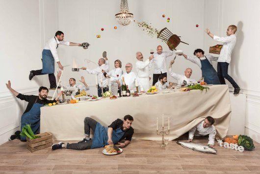 Alain Ducasse au Plaza Athénée à Taste of Paris 11 au 14 Février