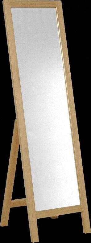 1000 idee n over staande spiegel op pinterest grote for Staande spiegel hout