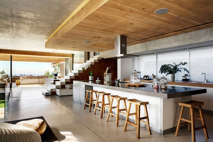 contemporary home - Higgovale, Cape Town by Three14 Architects - three14 a r c h i t e c t s