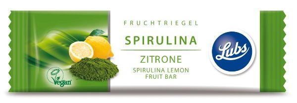 kauppa.ruohonjuuri.fi - Spirulina-sitruunapatukka, 2,20e / kpl (40g)