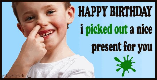 Happy Bday Funny Pictures