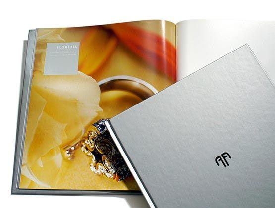 Best Magazine Page Ideas Images On   Brochure Design