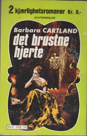 """A Sword to the Heart"" av Barbara Cartland"
