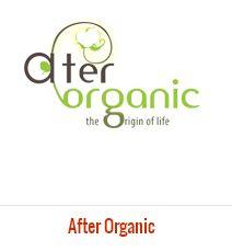Logo Design For  After Organic