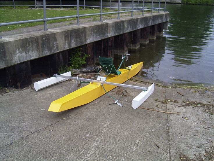 Fast Peddle Boat | Pedal Powered Boats-fast-c3-012.jpg