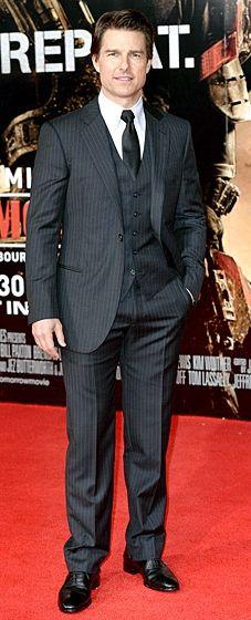 "Tom Cruise: ""Edge of Tomorrow"" London Premiere"