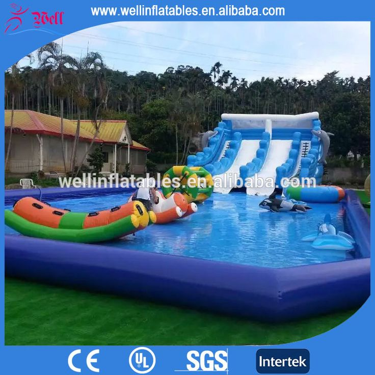 Inflatable Water Slide Az: 25+ Best Ideas About Above Ground Pool Slide On Pinterest
