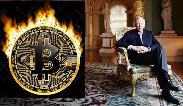 ROTHSCHILD acaba de invertir en Bitcoin!