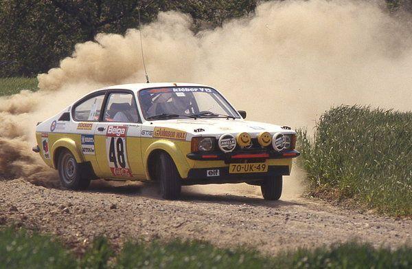 Opel Kadett GT/E Rally