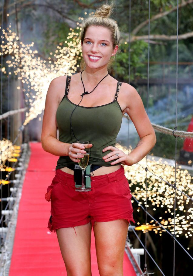 7th Place: Helen Flanagan left the jungle behind in last night's episode she insisted she is proud of her performance on the show despite having achieved the worst record for bushtucker trials.