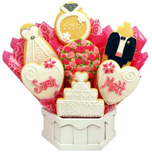 wedding cookie bouquet 82 best 50th wedding anniversary ideas images on 8962