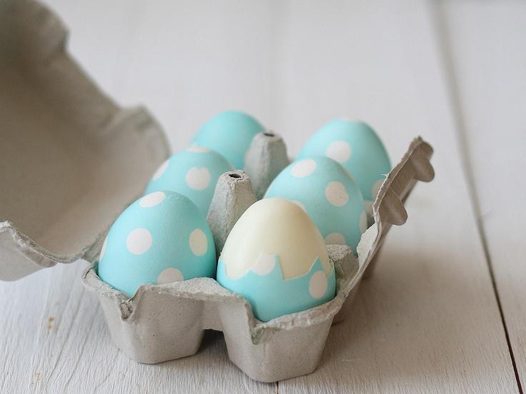 Gojee - Polka Dot Easter Eggs by La receta de la felicidad