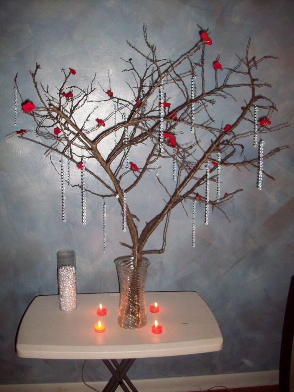 tree branch decorations wedding 21 best wedding reception ideas images on 8055