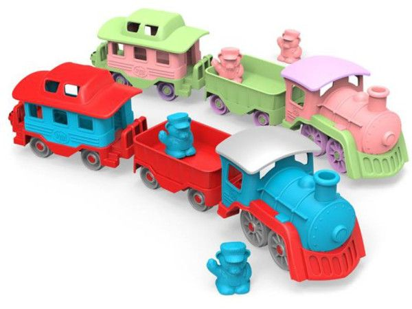Plastic is fantastic with Green Toys' 2014 collection