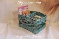Фотографии Плетение из газет – 47 альбомов | ВКонтакте