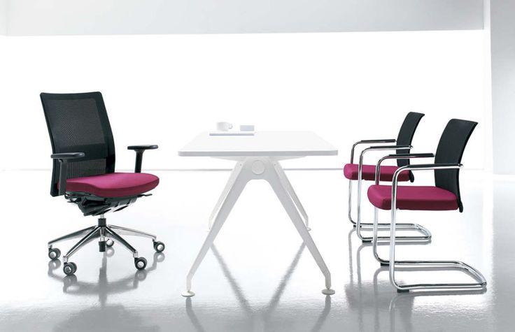 M s de 25 ideas incre bles sobre silla giratoria en for Sillas para oficina office max
