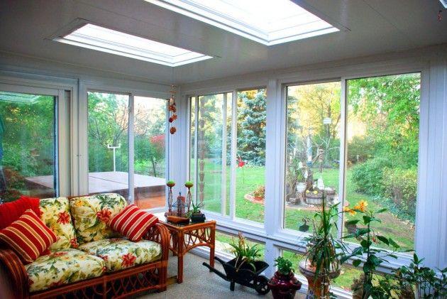123 best sun room spas images on pinterest arquitetura for Modern sunroom designs