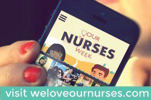 Happy Nurses Week 2015!