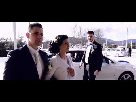 A&N teledysk ślubny Turek,Zajazd Europejski - YouTube
