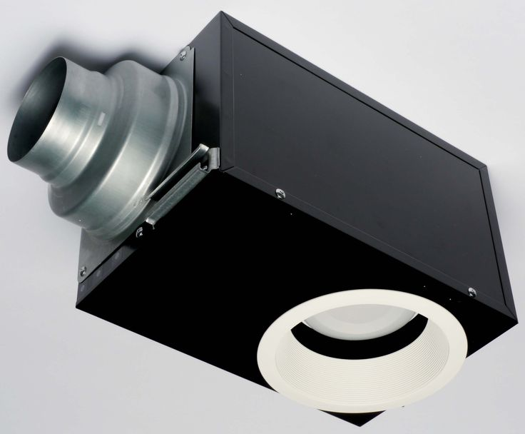 Bathroom Fan/Vent that looks like a recessed light! Panasonic FV-08VRL1 WhisperRecessed Bathroom Fan - Built In Household Ventilation Fans - Amazon.com