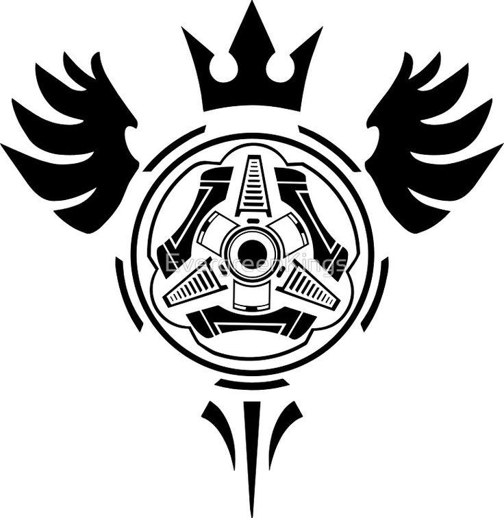 Aerial Logo Rocket League by EvergreenKings