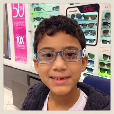 Óculos infantil para correção de grau, como escolher