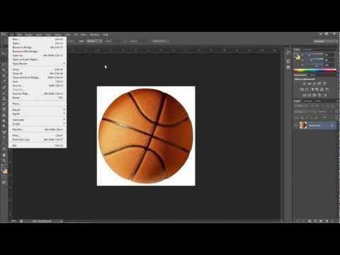 how to make video from photoshop