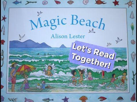 7615 : Magic beach by Lester, Alison