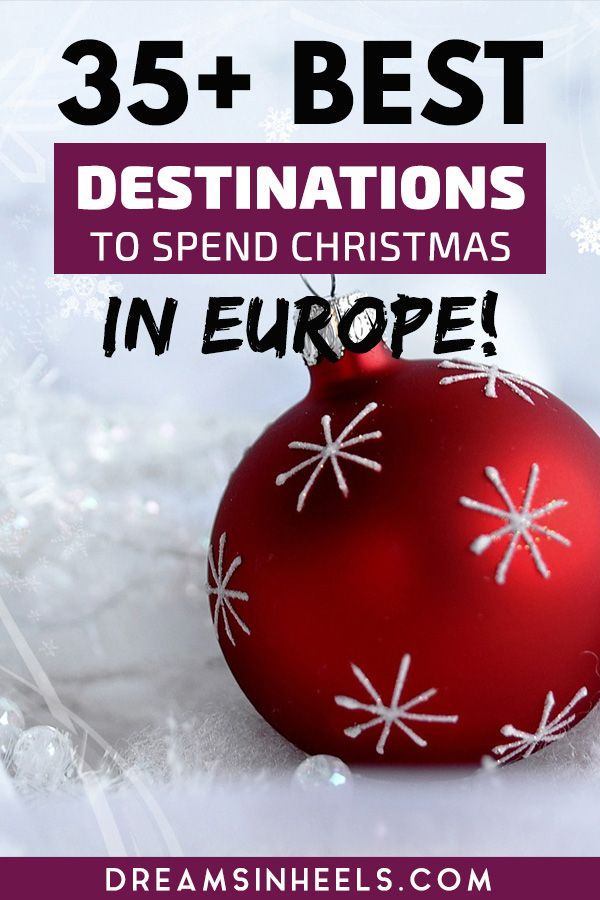 Christmas Vacation Deals 2020 Europe 35+ Best places to spend Christmas in Europe 2020   Europe in