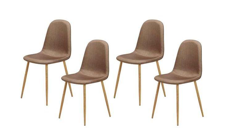 Stühle, 4er Set Maurice