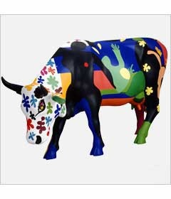 Her Dabbles: Creating Sub. Plans. The Cow Parade