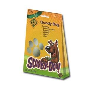Scooby Doo Goody Bag